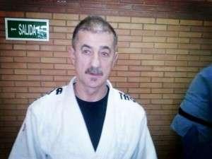 Javier de la Marta, judoka extremeño campeón del mundo.