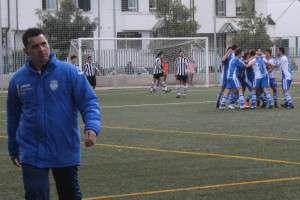 Boby anotó el gol del empate para el bando cerrista.