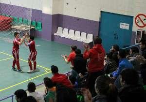 Los de Jerónimo Fdez obtuvieron una gran victoria ante La Palma.