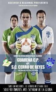 Cartel publicitario del Cerro.