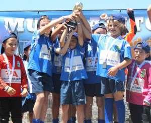 EF Puebla de la Calzada, Campeón Prebenjamín 2006