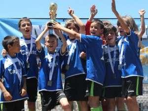 CP Don Bosco, Campeón Benjamín 2004