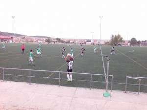 Imagen del pasado domingo. / Badajoz CF