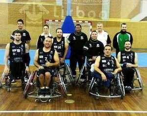 Foto del equipo.