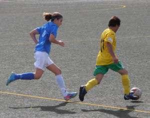 Acción en la Ciudad Deportiva de Olivenza.
