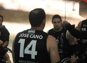 José Cano en el Nuria Cabanillas.