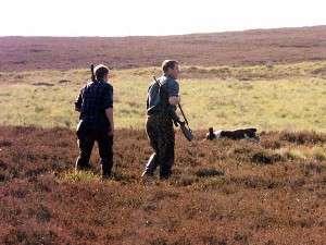 A los cazadores cada vez se les hace más difícil cazar