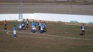 Imagen del pasado viernes. / Badajoz CF.