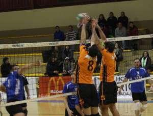 Gran temporada del Pacense Voleibol.