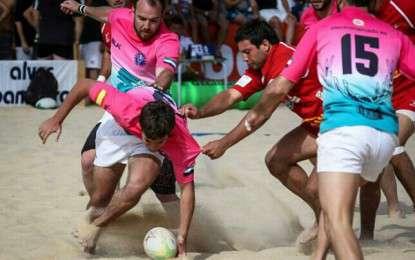 BELLOTAS BEACH, REPRESENTANTE EXTREMEÑO EN EL TORNEO RUGBY PLAYA DE CONIL