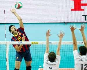 David Doménech se incorpora al Pacense Voleibol desde el FC Barcelona