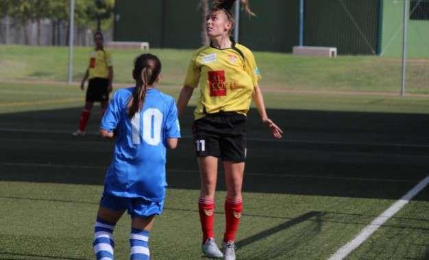 Carmen Menayo asciende a la Selección Española Sub19