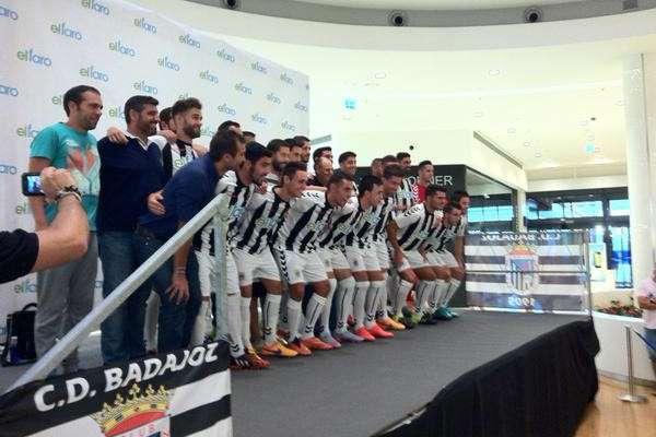 Presentacion CD Badajoz