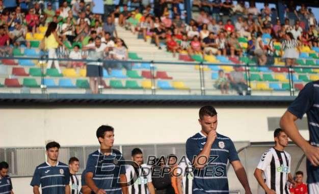 El Deportivo Pacense se estrena en casa