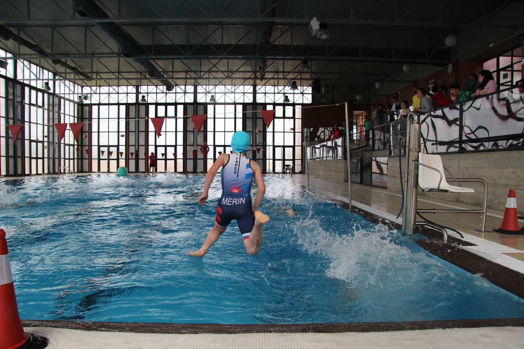 La piscina de la granadilla abre de nuevo badajoz deportes for Piscina municipal san roque